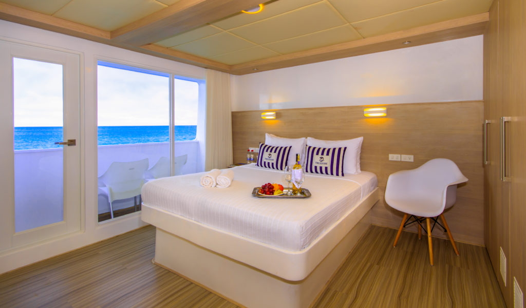 Treasure of Galapagos King Bed Suite