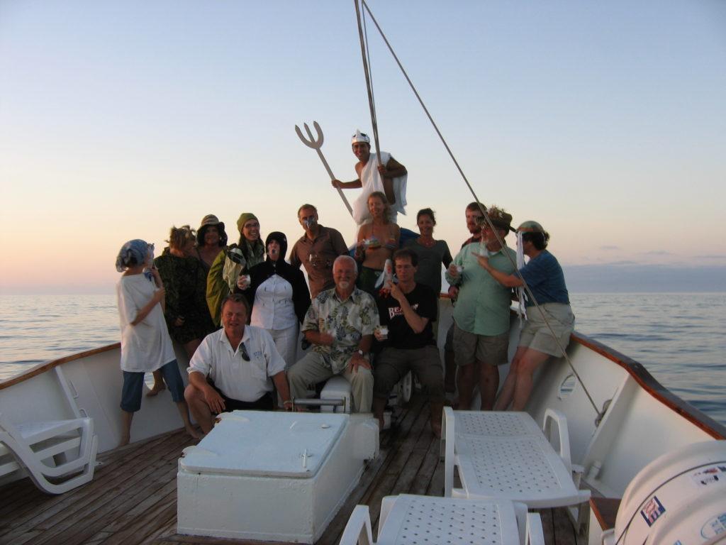 Choosing your Galapagos Cruise