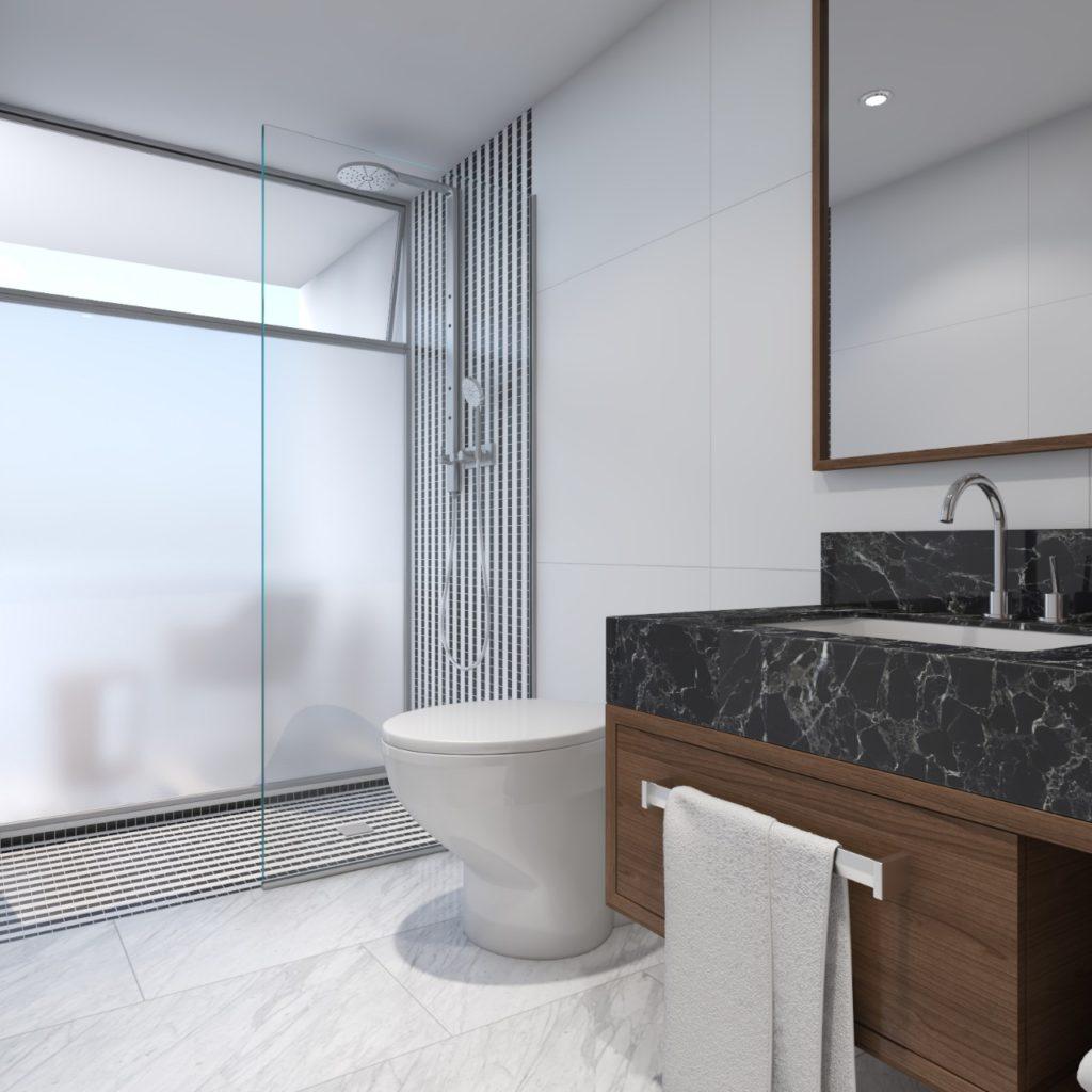 Elite Suites restroom (1)
