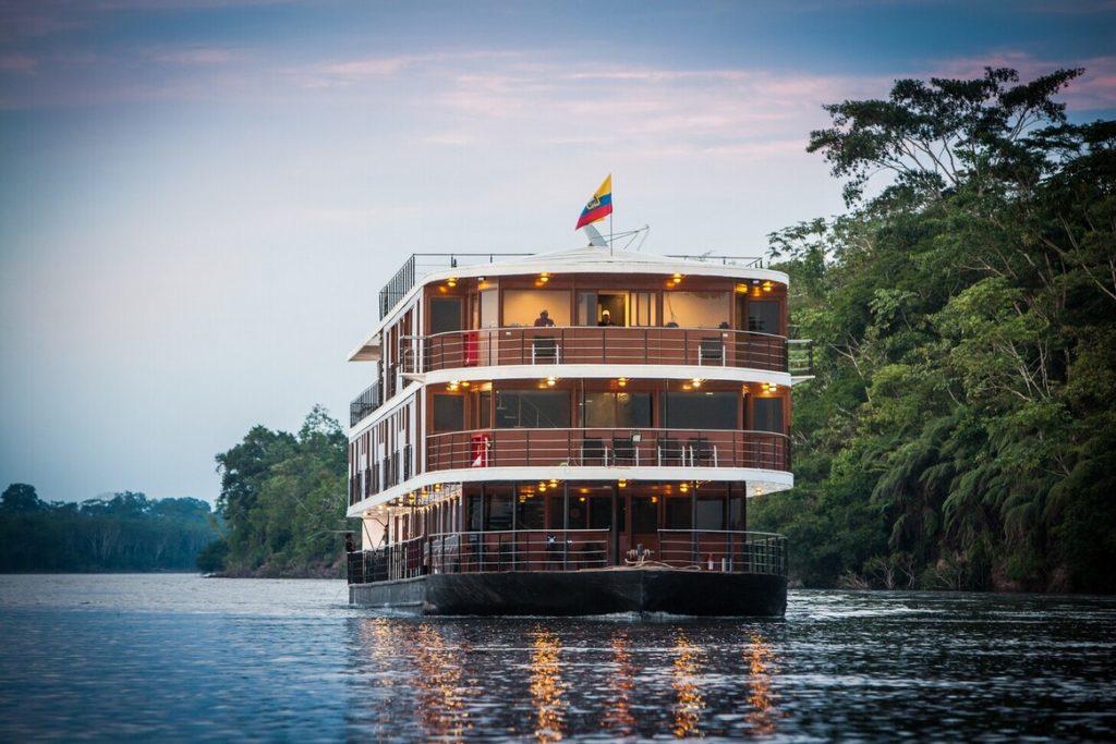 Anakonda Amazon Cruises_Vessel 1