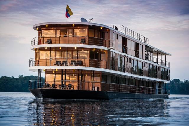 Anakonda Amazon Cruises_Vessel 2