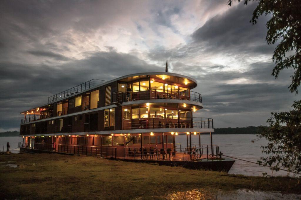 Anakonda Amazon Cruises_Vessel 4
