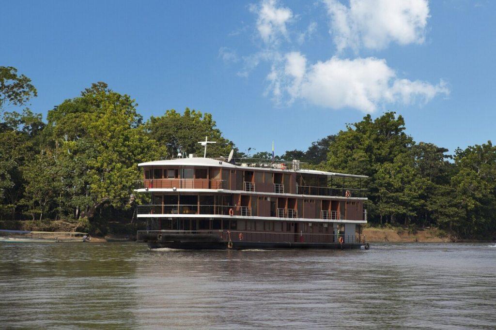 Manatee Amazon Explorer_Vessel 1