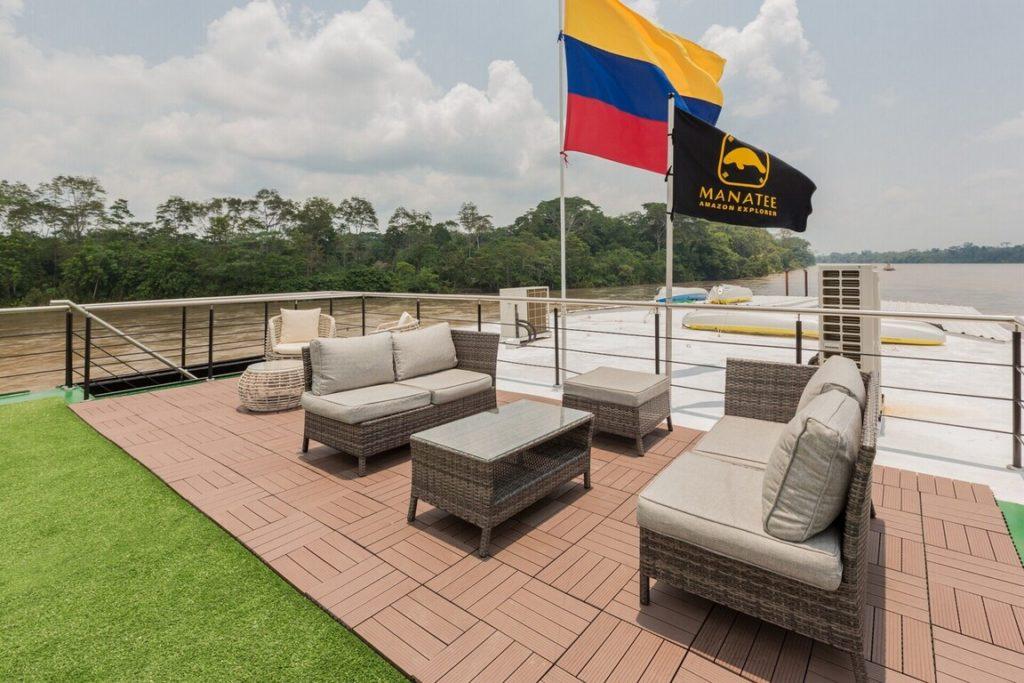Observation Deck Lounge