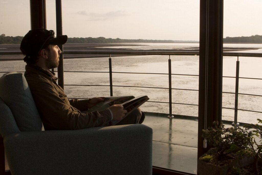 Panoramic Reading Room_Manatee