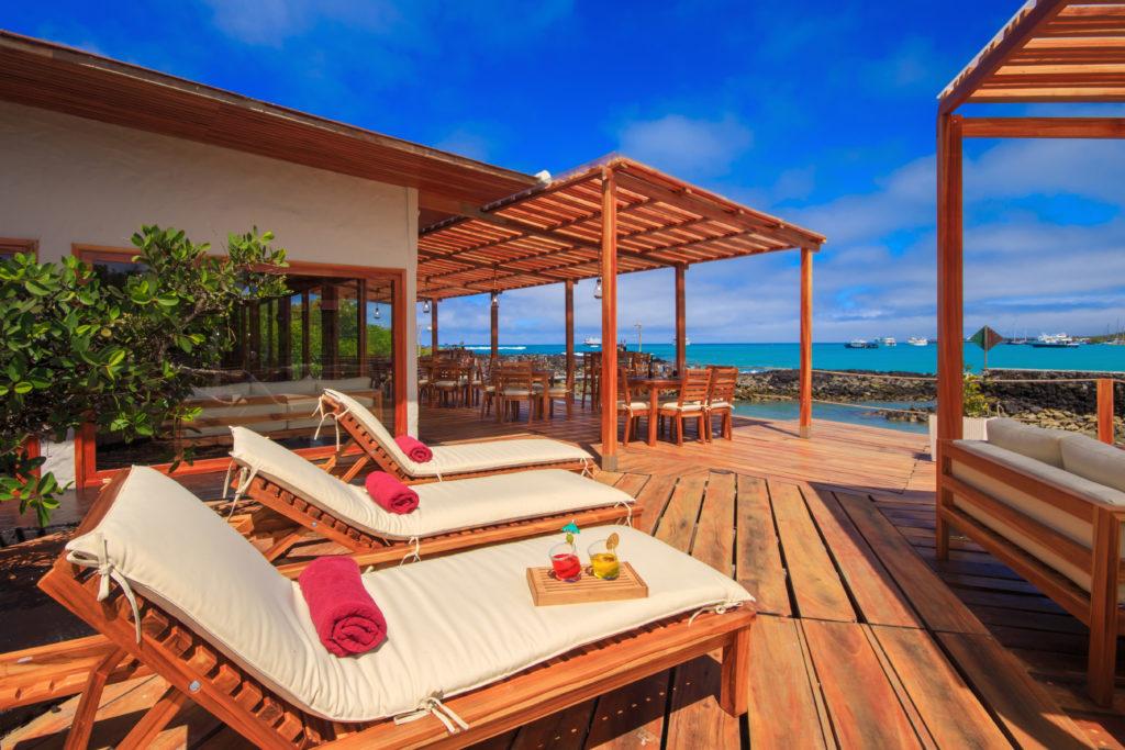 First-Class Hotel Sun Deck