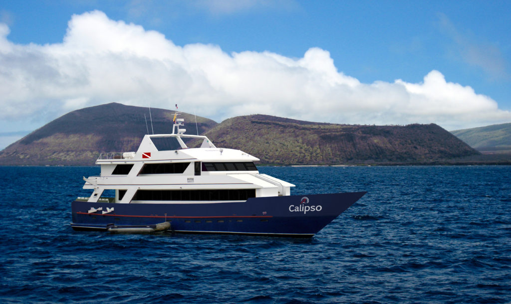 Calypso Yacht Galapagos great last minute deals