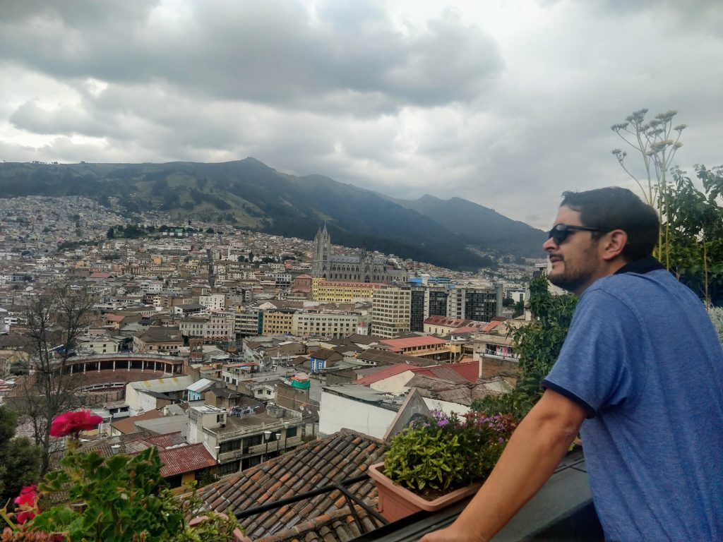 Quito back to normal and looking oh so beautiful