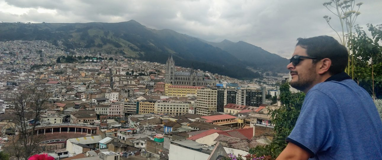 Quito back to normal