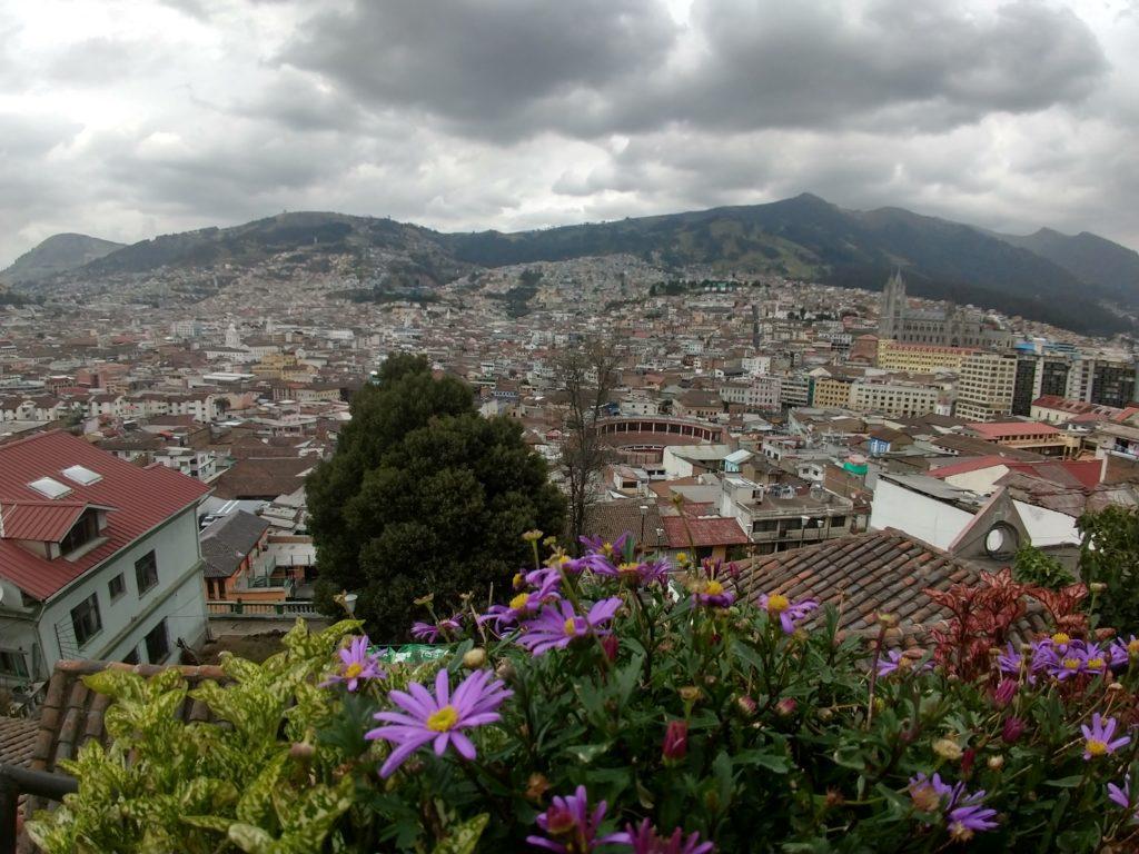 Ecuador back to normal