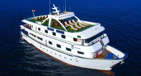 Hot deals on Last Minute Galapagos Cruises - Solaris Yacht