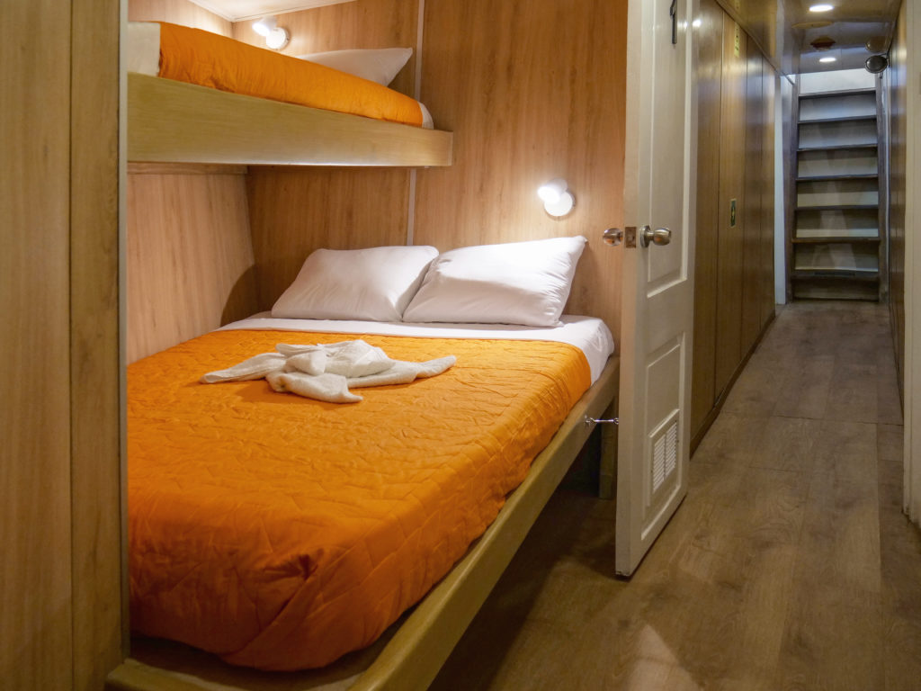 Aqua Lowe Deck Cabin