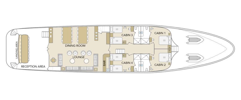 Odyssey Main Deck