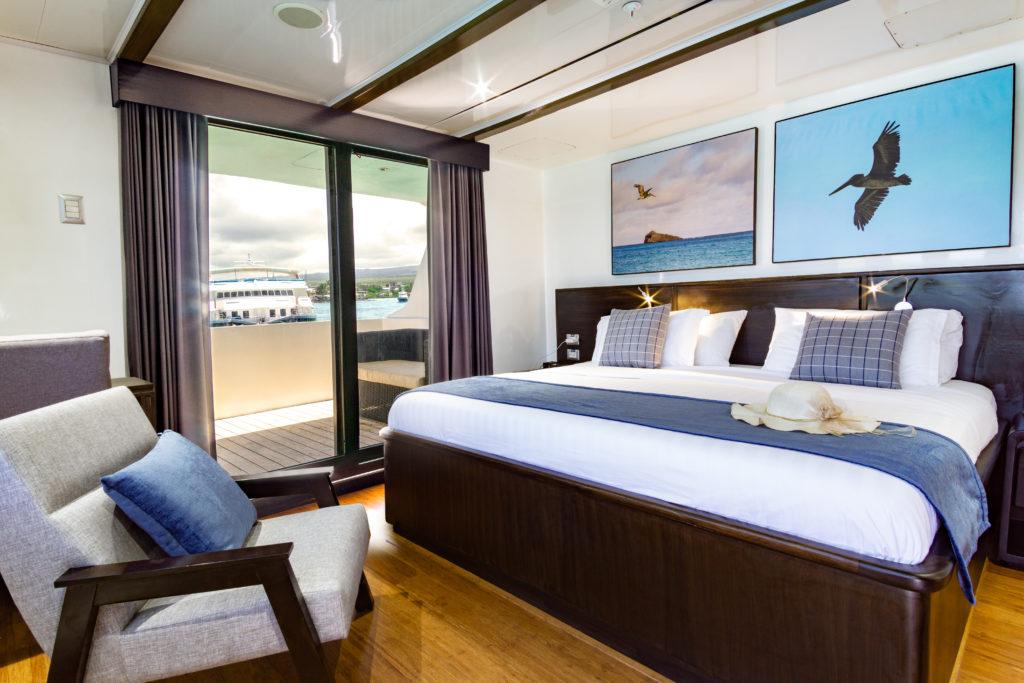 Natural Paradise upper deck suite-b
